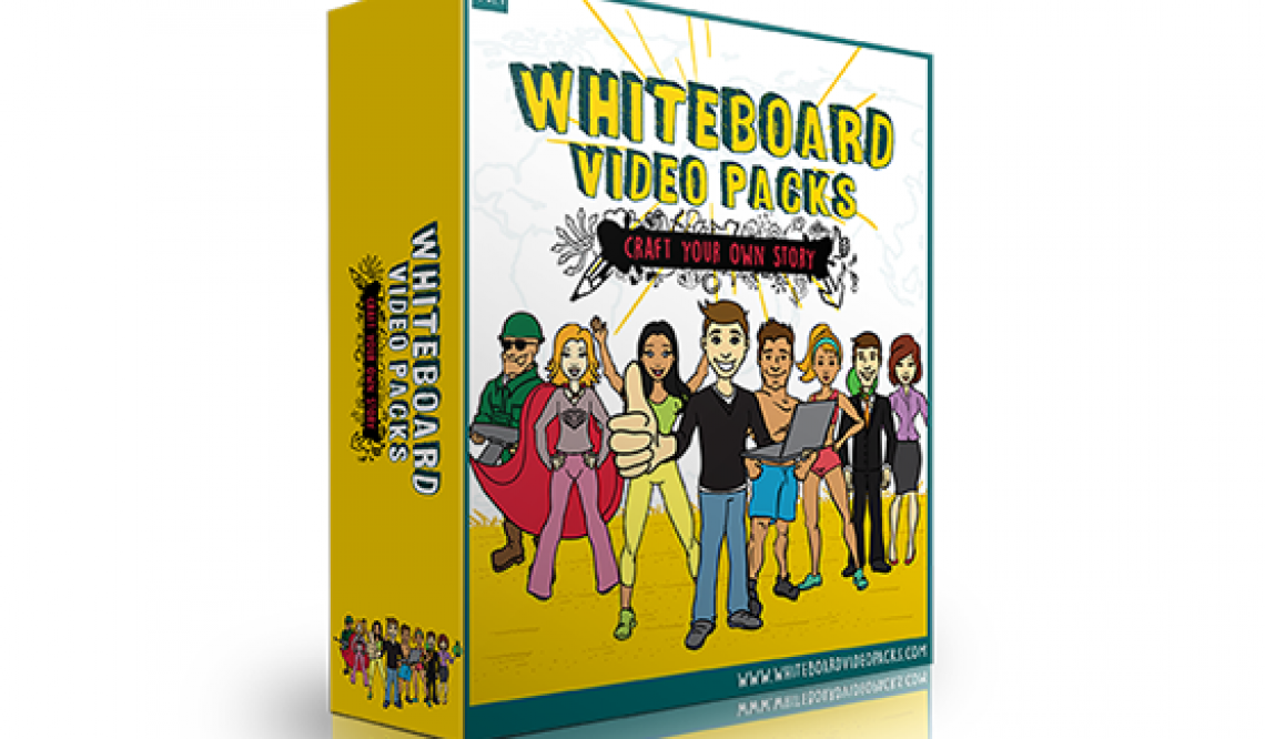 Whiteboard Video Packs – Special Bonuses