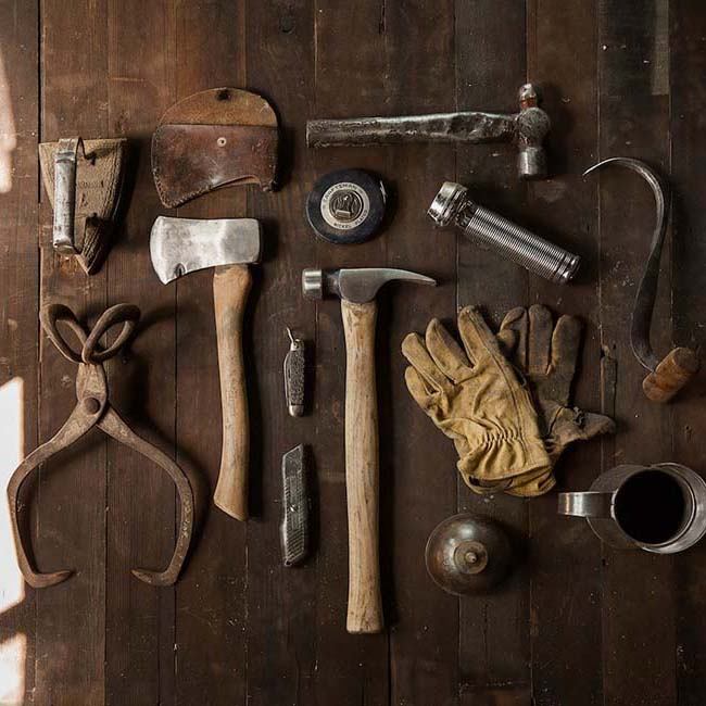 tools for working