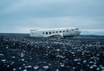 Aircraft Rubble Nowhere