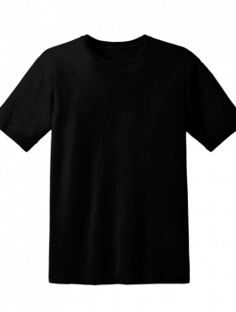 Man's T-shirt Black