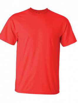 Red T-Shirt for man's