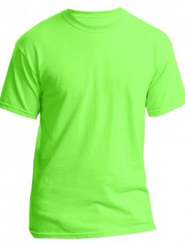 Man's T-Shirt (Light Green)