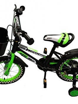 Baybee Lucky Champ 16″ Bicycle (Green)