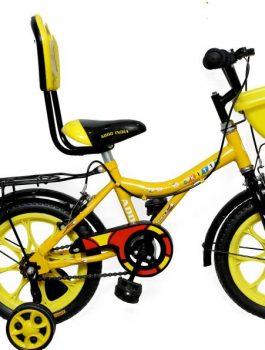 Addo Kids Bicycle (Yellow)