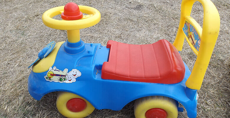 Important of Tricycle in child